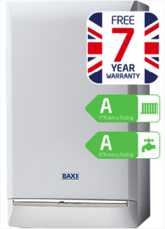 baxi boiler installations, servicing and repairs, free quotes